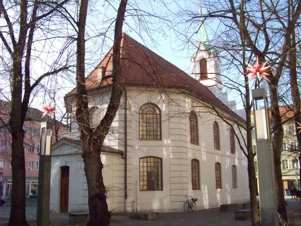 Gutachten für sakrale Bauten Kirchen